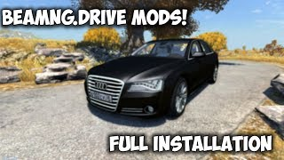 How To Install BeamNG Drive Mods In 2019