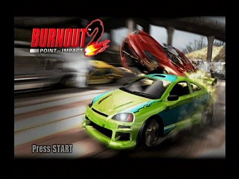 Gamecube Longplay 019 Burnout 2: Point of Impact