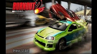 Gamecube Longplay [019] Burnout 2: Point of Impact