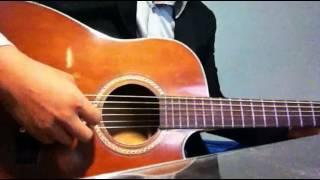 Cô hàng xóm - Guitar Bolero