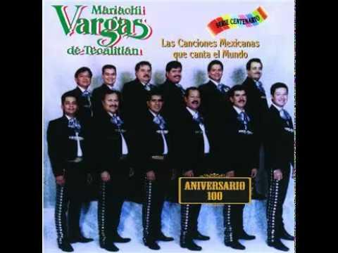 Mariachi Vargas de tecalitlan -El Niño Perdido