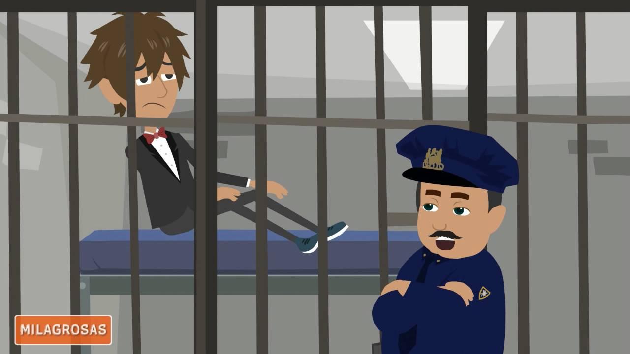 Chistes de policías   El novio y el policia