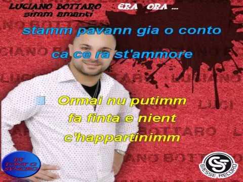 Luciano Bottaro simm amanti karaoke