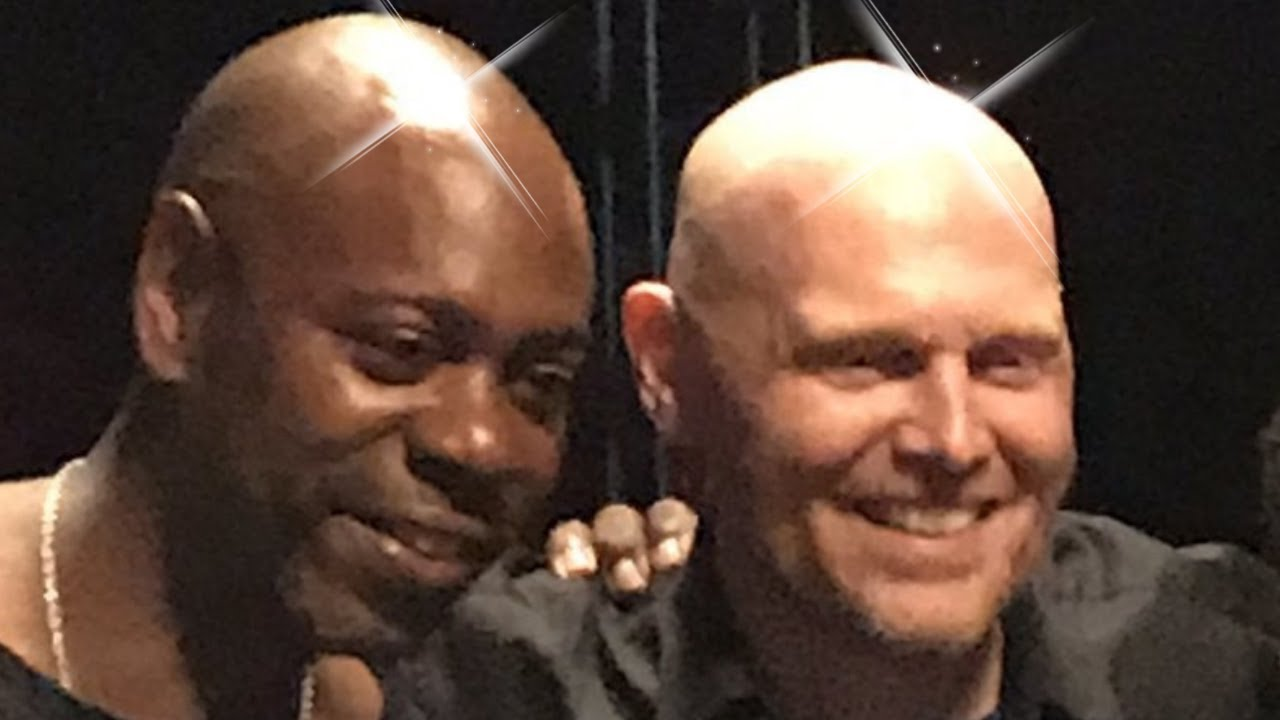 Bill Burr Talks About Attending a Dave Chappelle Show - YouTube