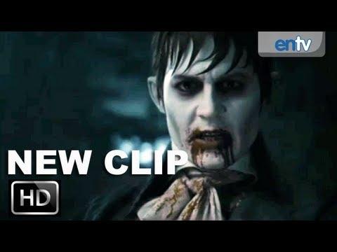 Dark Shadows 'Look Into My Eyes' Official Clip [HD]: Johnny Depp Hypnotizes Jackie Earle Haley: ENTV