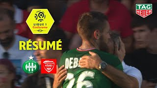 Nîmes Olympique - AS Saint-Etienne ( 0-1 ) - Résumé - (NIMES - ASSE) / 2019-20