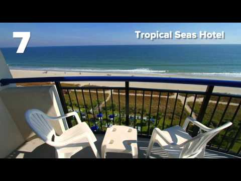 Best Budget-Friendly Hotels in Myrtle Beach