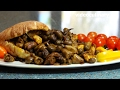 Куриное ассорти по-иерусалимски - рецепт бабушки эммы