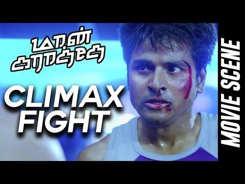 Maan Karate - Climax Fight - Sivakarthikeyan | Hansika Motwani | Anirudh Ravichander