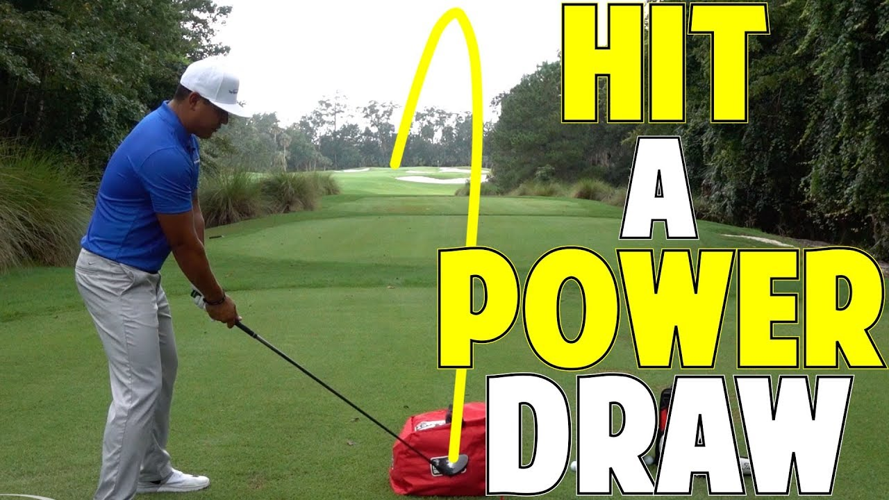 secret to hitting a power draw - youtube