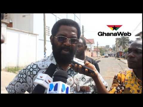 Accra Mayor Alfred Okoe Vanderpuije switches to 'demolition mode' after elections