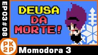 Deusa da Morte e Primeiro Final! • Momodora 03#08 • Indie Game Brasileiro