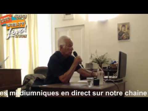 Conférence lythothérapie Bernard Constant 02 07 2017