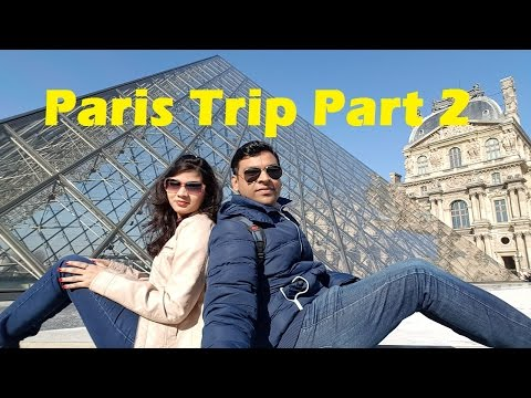 This is what we did in Paris!