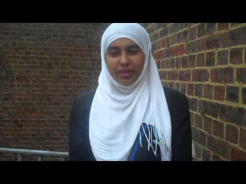 Zainab Shah Kingsbury School