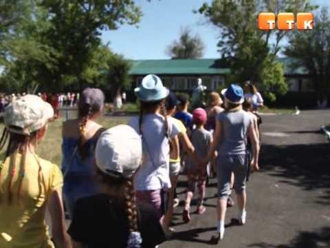 В лагере «Факел» открылся первый оздоровительный сезон