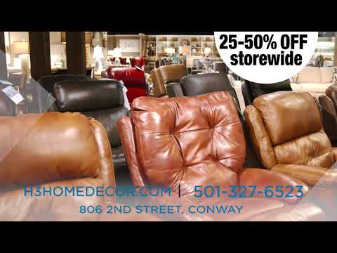 Year-End Sale Event | H3 Home+Decor
