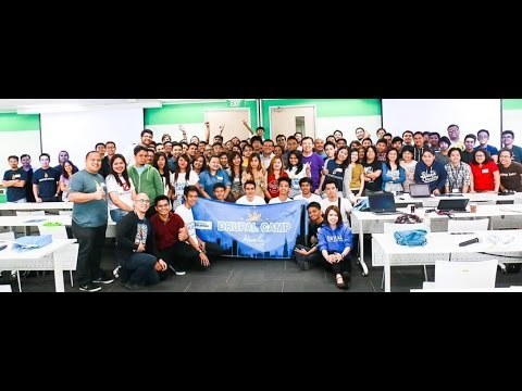 Drupal Camp Manila 2016 Activity Slideshow