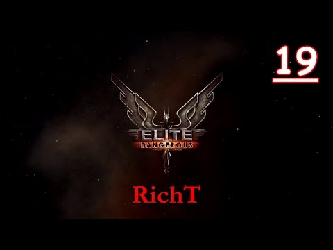 Elite: Dangerous - EP 19, Mining pt 2, How I do it, Mining, Belt Cluster, Collecting and Refinery.