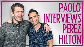 Perez Hilton on his Life & Pop Culture!!!!