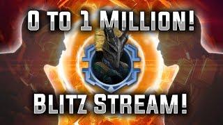 0 to 1 Million! - KILLMONGER BLITZ! - MARVEL Strike Force
