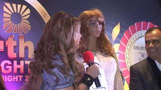 राखी और सनी लेओनी में मुकाबला  ब्राइट अवार्ड में Sunny Leone vs rakhi sawant with bright award night