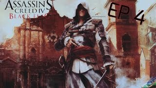 Assassin S Creed Black Flag Ep 4 SNEAKING INTO A FORT LOCKUP
