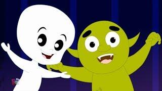 Selamat Halloween | sajak anak-anak | Lagu Anak | Happy Halloween In English | Kids Tv Indonesia