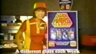 Burger King Star Wars Glasses Commercial Thumbnail