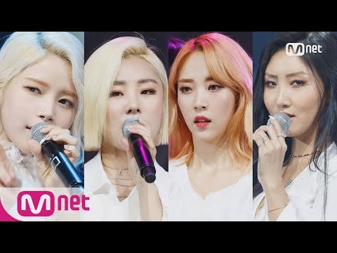[MAMAMOO - Starry Night] KPOP TV Show | M COUNTDOWN 180315 EP.562