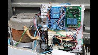 Arduino DIY Sliding Door Controller