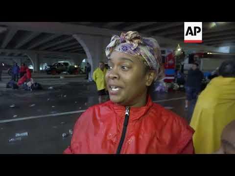 Mass Rescue Overwhelms Houston Responders