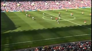 Ruud Van Nistelrooy wonder goal vs Fulham 22-03-03