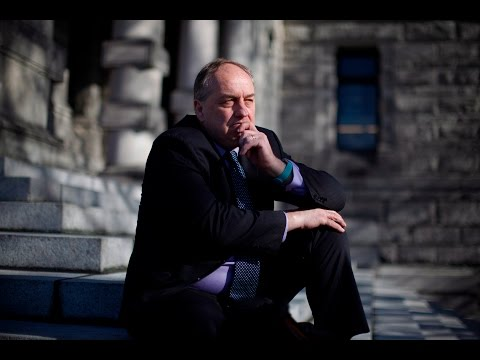 B.C. Green Party Leader Andrew Weaver LIVE
