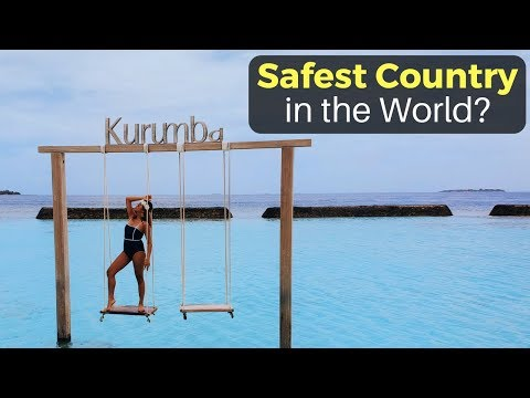 The Safest Country in the World? (MALDIVES)