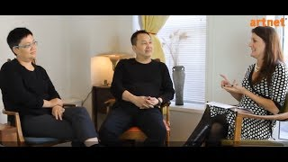 Artist Interview With Lin Tianmiao and Wang Gongxin