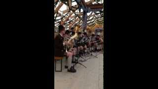 Gauverband Nordamerika - 2014 Munich Germany - Dancing Oide Wiesn (video 3)