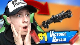 [LIVE FORTNITE EN] 'I TESTE THE NEW FUSIL A POMPE CHEATER TACTIC!