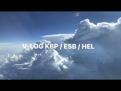 V-Log Kiev, Ankara, Helsinki