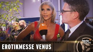 Brüste, Dildos, Fickstühle: Ralf Kabelka auf der Erotikmesse Venus