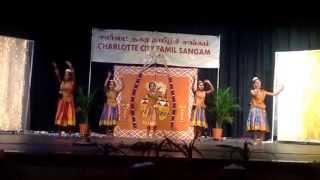Charlotte Tamil Sangam Pongal Program 2015