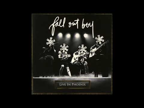 Fall Out Boy - Thriller (**** Live In Phoenix)
