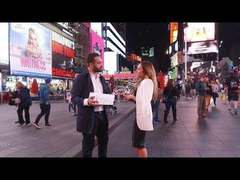 Celebrity Travel - New York 2 (S02 - E06) 24/12/17