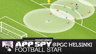 ACTUALLY I'M THE BEST AT FOOTIE | Football Star gameplay preview