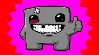 "Super Meat Boy """"""""""""Speedrun"""""""""""""