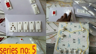 Switch Board Wiring Connection In Hindi Hindi Urdu Youtube Seo Electro Technic Youtube