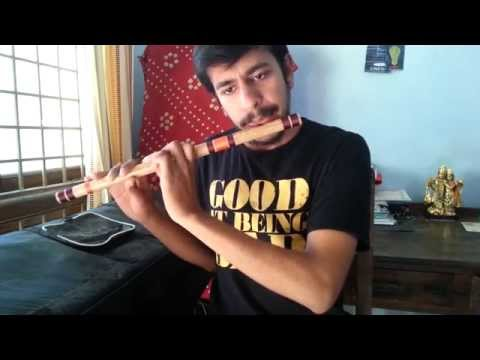 Iktara | Wake Up Sid | Bansuri | Flute |  Cover By Nitish Mishra