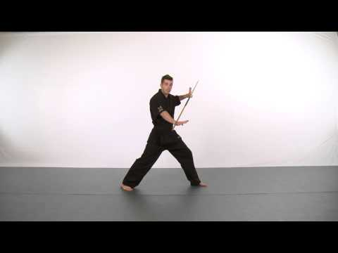Jackson Rudolph Bo Staff Tip of the Month: Striking Combos - YouTube