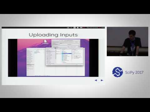 Creating Reproducible Experiments with ReproZip | SciPy 2017 | Vicky Steeves, Fernando Chirigati & R