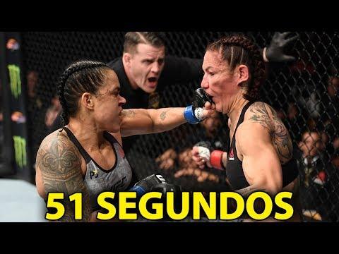 RESULTADO LUTA CRIS CYBORG VS AMANDA NUNES UFC 232